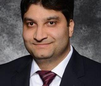 Portrait of Niraj Parekh, MD