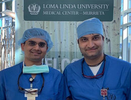 Photo of Cardiologists Niraj Parekh, MD and Harit Desai, MD